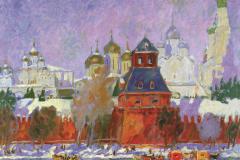 Московский-март.-х.м.-80х100.-2000г.