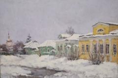 Сергей-Борисов.-Зима-в-Коломне.-2012.-х.м.-50х70
