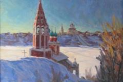 Волга-в-Тутаеве-2015-г..-67х90-холстмасло