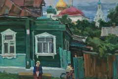 "МИХНО-АЛЕКСАНДРА-СЕРГЕЕВНА-""Старый-дом-в-Коломне""-70х70-х.м.-2019-г"