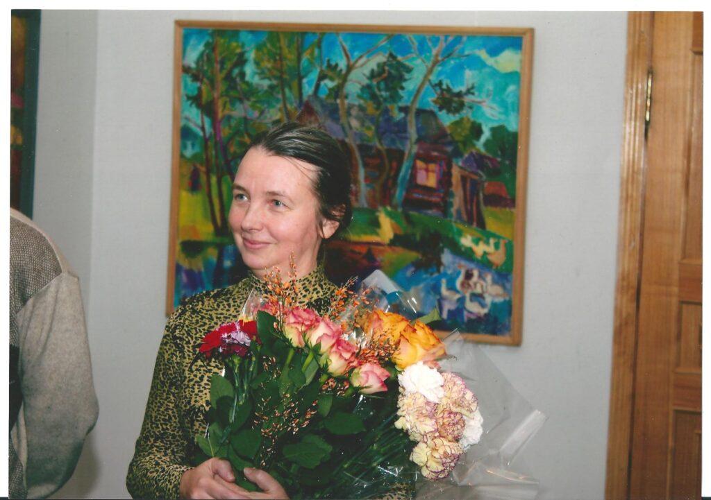 Наумова Мария Леонидовна
